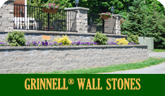 Grinnell Walls Stones