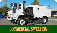 Commercial Sweeping